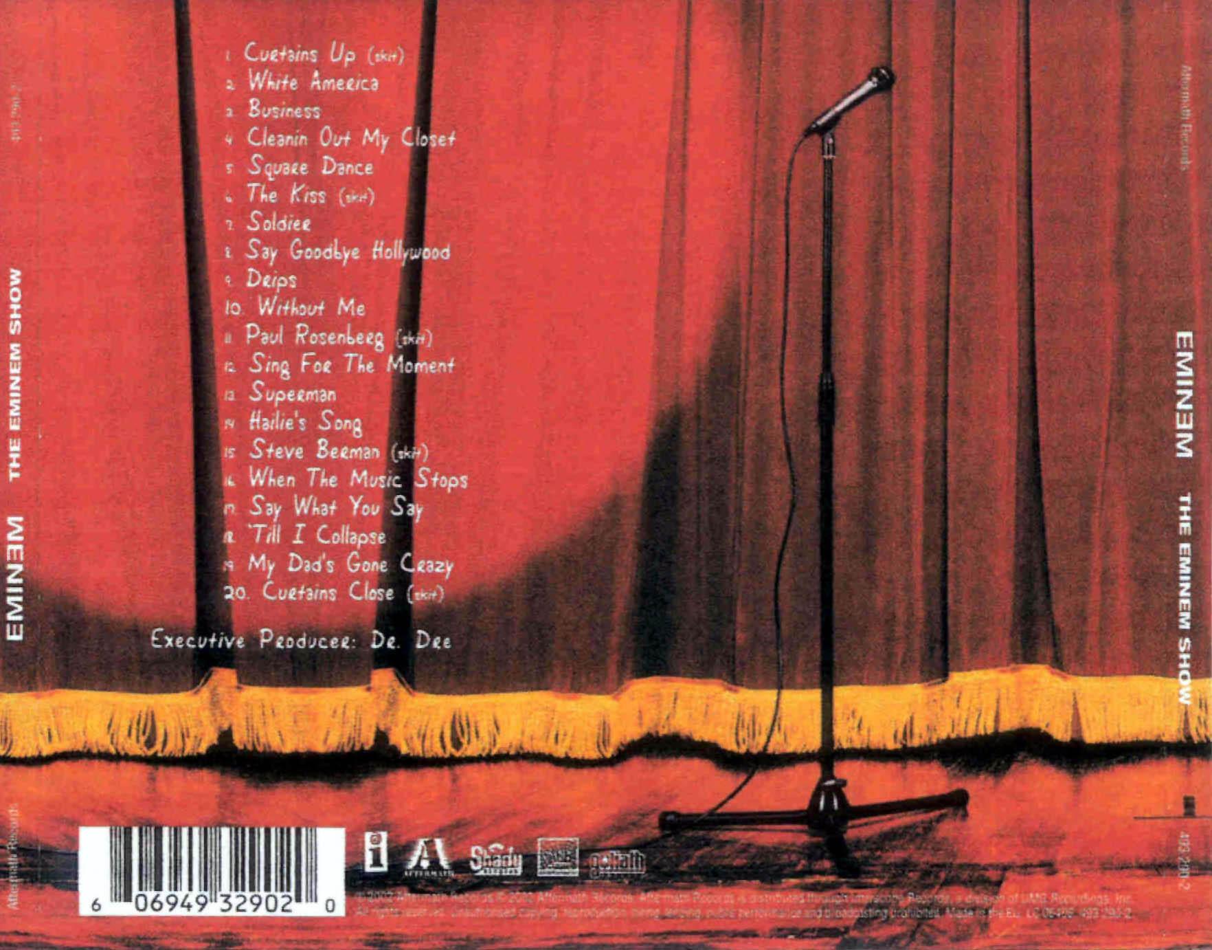 eminem show album free mp3 download